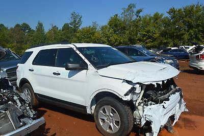 2012-2017 Ford Explorer Driver Roof Airbag Only Lh Side Roof Airbag