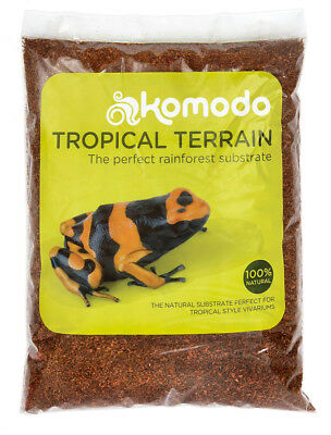 Komodo Tropical Terrain 6ltr DAMAGED