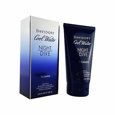 Davidoff Cool Water Night Dive Women Shower Gel 150ml
