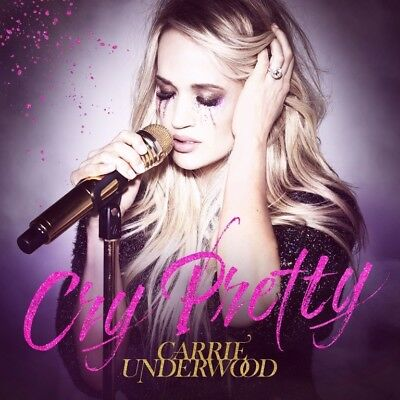 CARRIE UNDERWOOD's new CD Cry Pretty