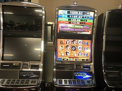 Wms Bb2 Dukes Of Hazzard Working Slot Machine