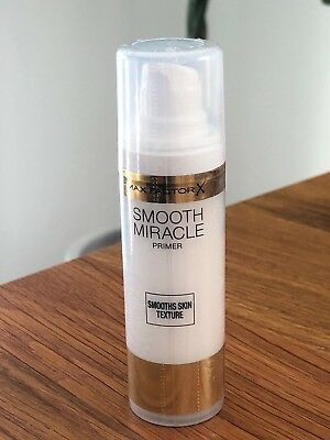 Max Factor Smooth Miracle Primer, 30ml
