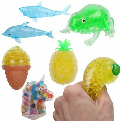 Funny Cute Squishy Ball Anti Stress Squeeze Frog Ball Stress Relief Ball Toy