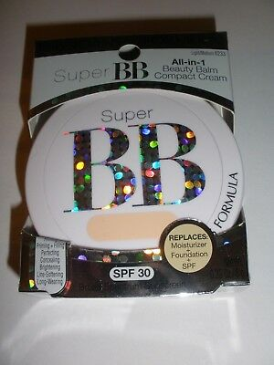 Physicians Formula Super BB All-In-1 Beauty Balm Compact Cream - #6233 Light/Med