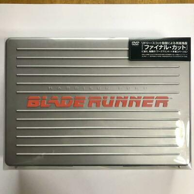 Blade Runner Ultimate Collector's Edition Premium Limited Item Set Japan F/S New