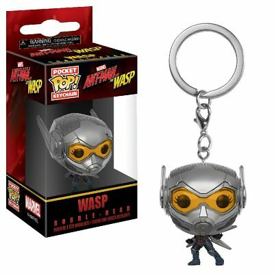 Ant-Man And The Wasp - Wasp Portachiavi Funko Pop!
