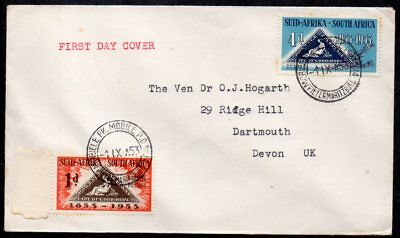South Africa - 1953 100 Years of Stamps Plain First Day Cover