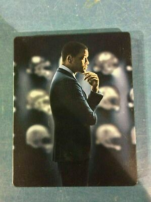 Concussion - Limited Edition Steelbook [Blu-ray] AS IS!!(f)