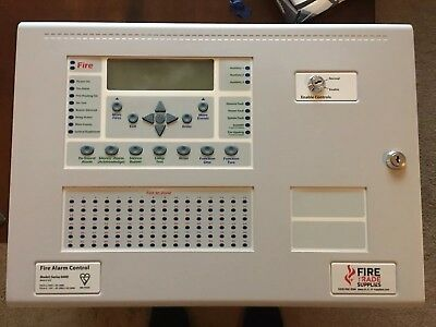 Kentec Syncro 4 Loop Addresable Fire Alarm Panel
