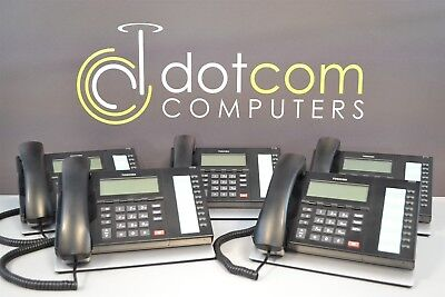 Toshiba Strata DP5022-SD Business Display 10-Button Telephone CIX CTX Lot 5x
