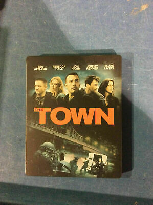The Town - Limited Edition Steelbook [Blu-ray] AS IS!!(f)