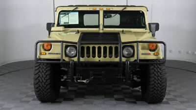 HUMMER H1 4-Passenger Open Top 2006 Hummer H1, Metallic Sand, Very Low Miles, Gorgeous!!!