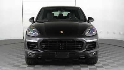 Porsche Cayenne AWD 4dr S 2016 Porsche Cayenne S, Black/Black, Great Options, Very Low Miles, 1 Owner!!!