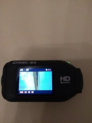 Drift Ghost S HD sports action camera
