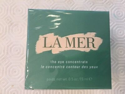 La Mer The Eye Concentrate 0.5 oz 15 ml BRAND NEW IN SEALED BOX Free Shipping