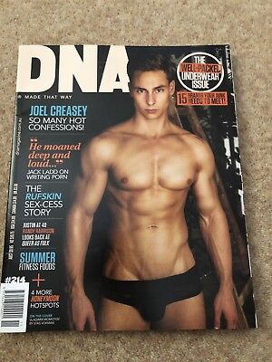 DNA number 214 - Underwear Review And Entertainers - gay interest