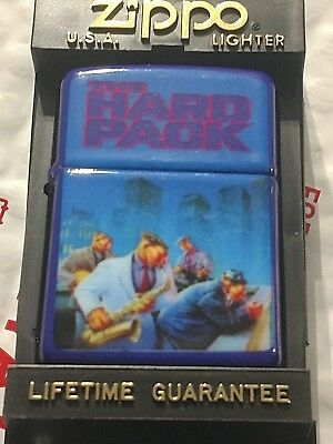 Zippo Camel The HARD PACK - 1993 RJRTC - Unfired NEW sealed