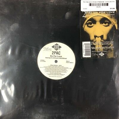 2pac Do For Love 12 Record Original 629 Picclick