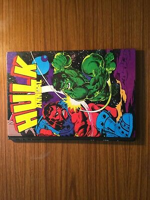 Marvel Hulk Annual in good condition