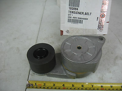 Belt Tensioner for Cummins M11. PAI # 180894 Ref. # 3400885 Dayco 89418 Pulley