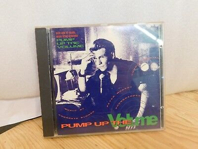 Various : Pump Up The Volume: MUSIC FROM THE ORIGINAL MOTION PICTURE SOUNDTRACK