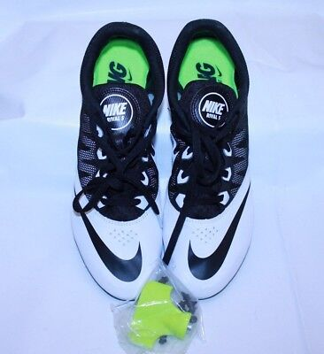 info for 63241 ffced Nike Zoom Rival S 7 Men Track Sprint Run Racing Shoes 616313 017 - Size 10.5