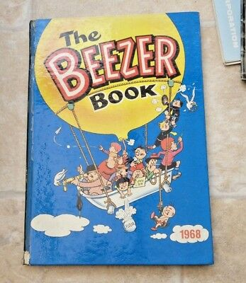 The Beezer Book Annual 1968