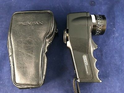 Pentax Digital Spotmeter Zone VI modified with FACTORY CASE •Free Shipping•