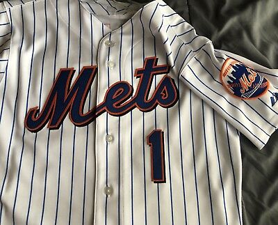 Majestic Cool Base New York Mets Baseball jersey Size: 40