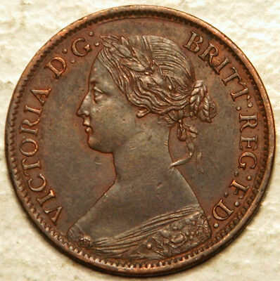 Nova Scotia (Canada) 1/2 Half Cent 1861 (Lot #b)