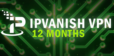 IpVanish VPN  (1 year subscription, 1 year warranty) (VPN account with warranty)