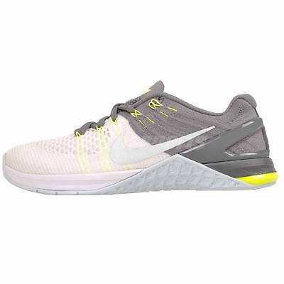 fde0244ba8a9 Nike Wmns Metcon DSX Flyknit Cross Training Womens Shoes White Blue  849809-100