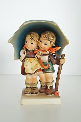 """Hummel by Goebel """"Stormy Weather""""  6""""  Figurine #71 TMK 5 Excellent Condition"""