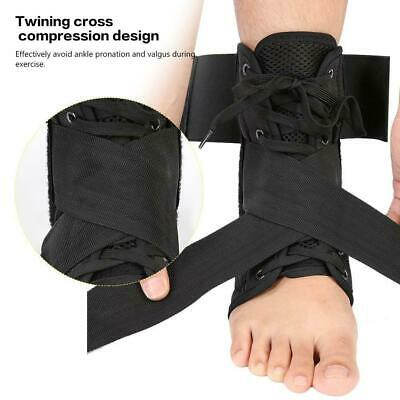 Adjustable Orthosis Ankle Brace Support Stabilizer Protector Corrector S ,M ,L