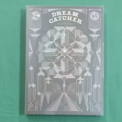[Pre-Owned/No Photocard]Dream Catcher 3rd Mini Album Alone In The City Shade ver