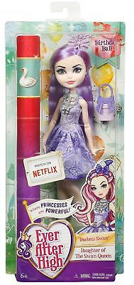 """Ever After High, Birthday Ball,"""" Duchess Swan"""" Daughter Of The Swann Queen!"""