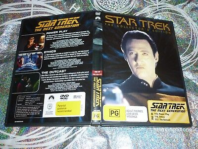 Star Trek The Next Generation (Collectors Edition) Tng 39 (Dvd, Pg) (132780 A)