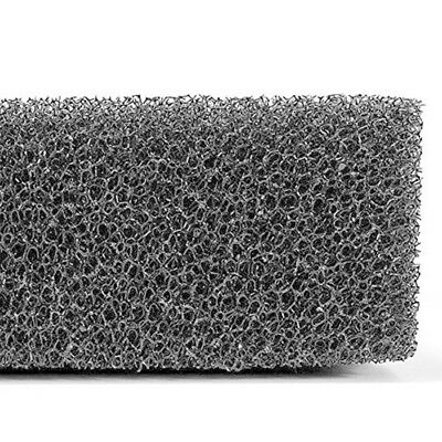 Black Foam Pond Fish Tank Aquarium Sponge Biochemical Filter Filtration Pad