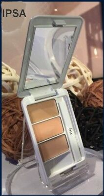 IPSA Creative Concealer EX SPF25 / PA+++ 4.5g Makeup Face Even 3-Color Covering
