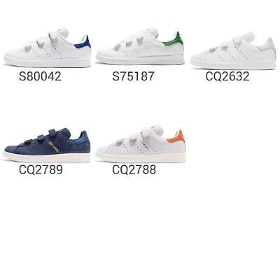 ea8f084488 ADIDAS ORIGINALS STAN Smith CF Straps Men Women Classic Shoe Sneaker Pick 1