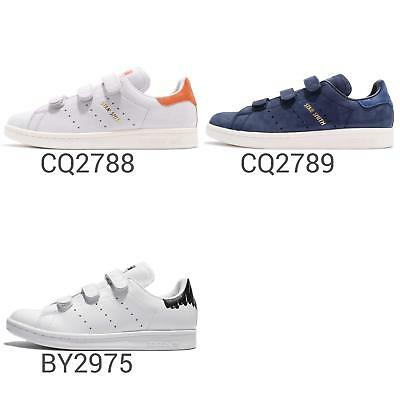 buy online cd438 fa7d3 adidas Originals Stan Smith CF W Strap Womens Classic Lifestyle Shoes Pick 1
