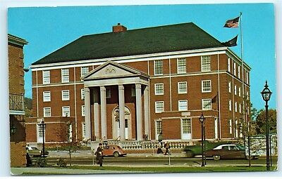 *Indiana County Court House Indiana Pennsylvania PA Old Vintage Postcard B74