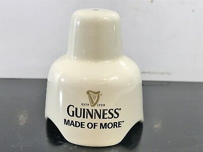 Collectable Guinness Made of More Pottery Pie Funnel