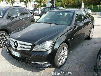 Mercedes-Benz Classe C C 220 CDI BlueEFFICIENCY Avantgarde
