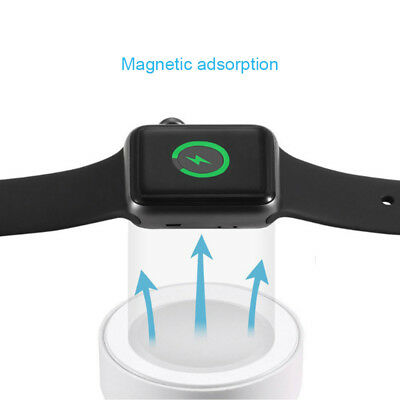 1m Magnetic Charger Charging Cable for Apple Watch iWatch 38mm/42mm  Series 1/2