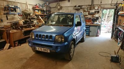 Suzuki jimny spares or repair