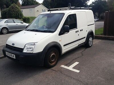 2003 Ford Transit Connect  Swb   Mot Failure