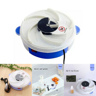 USB Electric Flycatcher Eco-friendly Electric Fly Trap Device Trapping Food BM