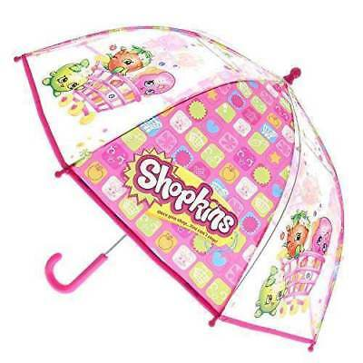 WHOLESALE JOB LOT 24 x BRAND NEW SHOPKINS UMBRELLAS - KIDS - NOT PALLET