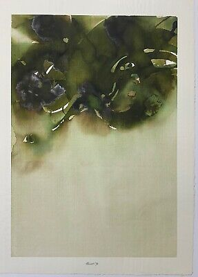 DAVIDE BENATI  ORIGINAL T/M WATERCOLOR SIGNED , 1996  , 57 x 40 cm.